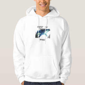 the whale, Protect, The, Whales Hoodie