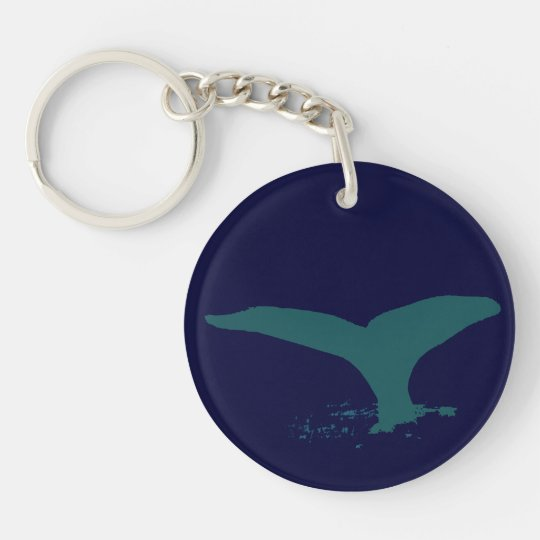 The whales keychain