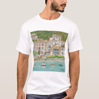 The Wharf at Mousehole T-Shirt