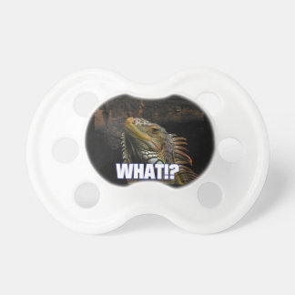 The What!? Iguana Baby Pacifier
