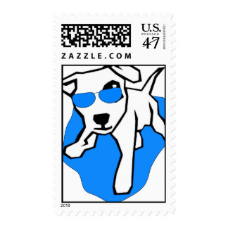 The What Up Dogg Postage