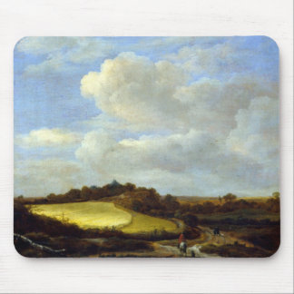 The Wheatfield Mouse Pad