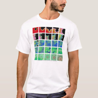 The Wheel at the end of Space-Time T-Shirt