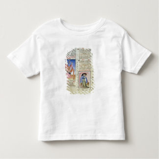 The Wheel of Fortune and the Treachery Toddler T-shirt