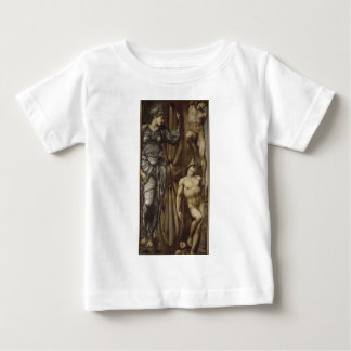 The Wheel of Fortune by Edward Burne-Jones Baby T-Shirt