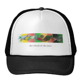 The Wheel of the Year Trucker Hat