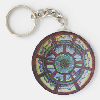 The Wheel of Time Gift Line Keychain