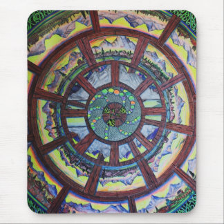 The Wheel of Time Gift Line Mouse Pad