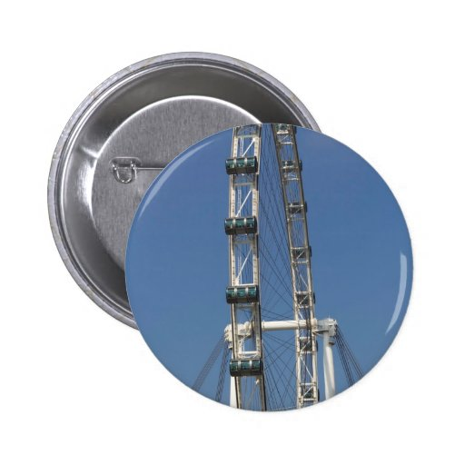 The wheel section of Singapore Flyer Pin