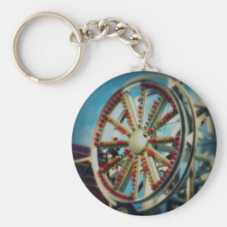The Wheels on the Bus Keychain
