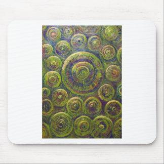 The Wheels (religious geometric symbolism) Mouse Pad