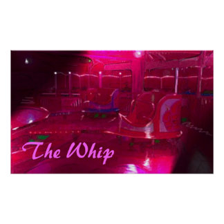 The Whip Poster