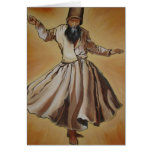 The Whirling Dervish Cards