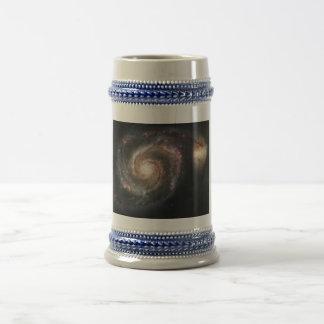 The Whirlpool Galaxy Messier 51a NGC 5194 Coffee Mug