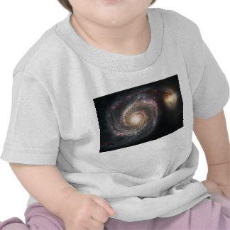 The Whirlpool Galaxy Messier 51a NGC 5194 Shirt
