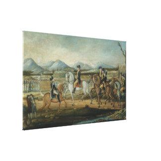 The Whiskey Rebellion by Frederick Kemmelmeyer Canvas Print