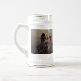 The Whiskey Thieves Beer Stein