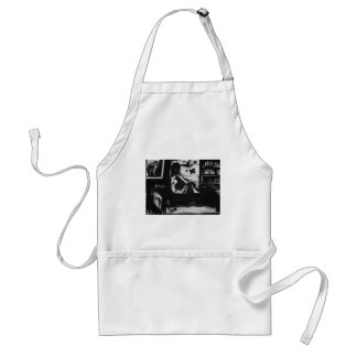 The whisper of freedom adult apron