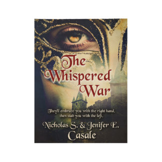 The Whispered War Poster