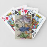 The Whist Party (colour litho) Card Deck