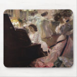 The White Ball, 1903 Mousepads