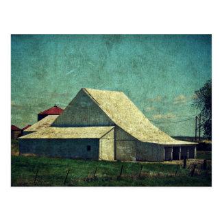 The White Barn Postcards