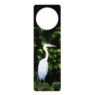 The White Bird Door Hangers