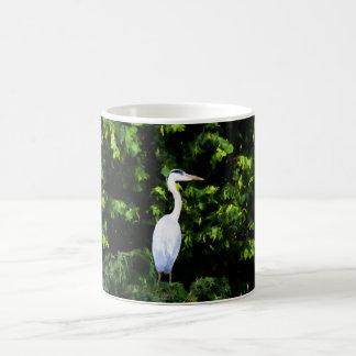 The White Bird Mug
