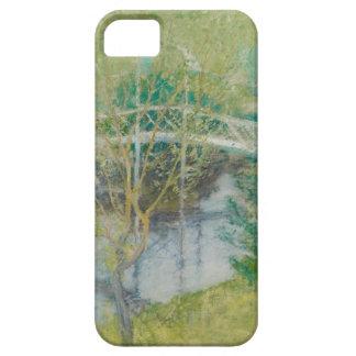 The White Bridge, c.1895 (oil on canvas) iPhone SE/5/5s Case