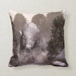 The White Buffalo Pillows