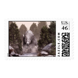 The White Buffalo Stamp