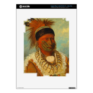 The White Cloud, Head Chief of the Iowas Skins For iPad 3