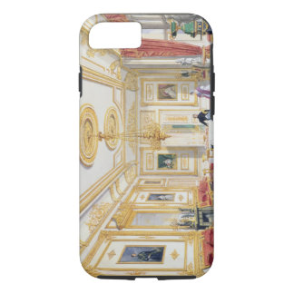 The White Drawing Room at Windsor Castle (colour l iPhone 8/7 Case