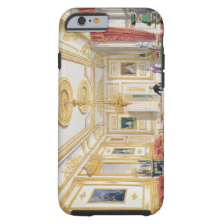 The White Drawing Room at Windsor Castle (colour l Tough iPhone 6 Case