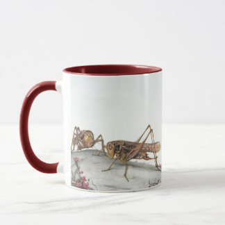 THE WHITE-FACED DECTICUS MUG