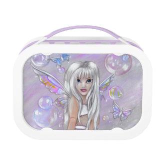"""The White Fairy"" fantasy lunch box Yubo Lunch Box"