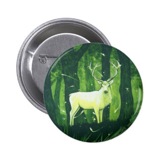 The White Hart Pinback Buttons