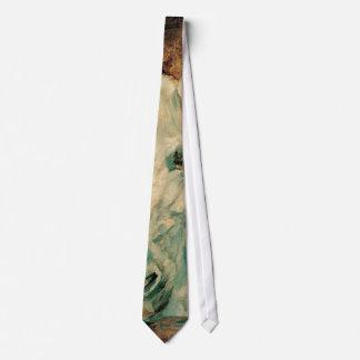 The White Horse Gazelle - Henri Toulouse-Lautrec Tie