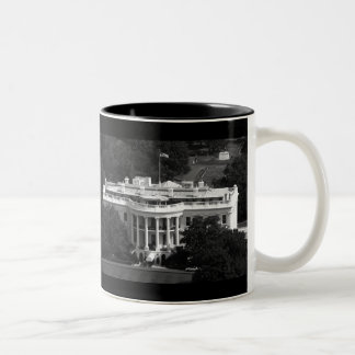 The White House - 1846 & 2012 (See Both Sides) Mug