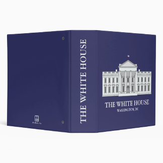 The White House Avery Binder