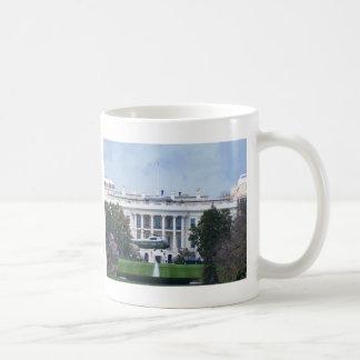 The White House Classic White Coffee Mug