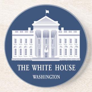THE WHITE HOUSE COASTER