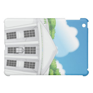 The White House Cover For The iPad Mini