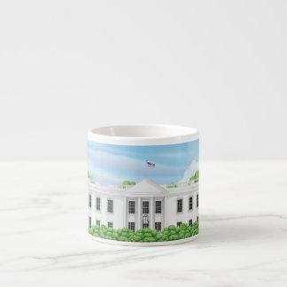 The White House Espresso Cup