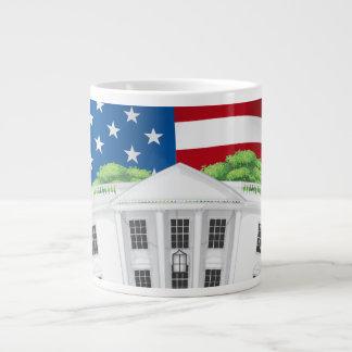 The White House Giant Coffee Mug