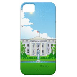 The White House iPhone 5 Case