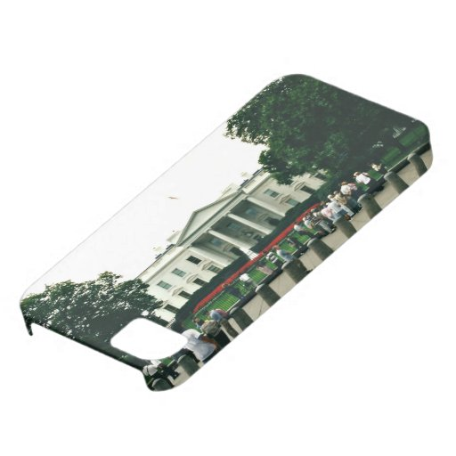 The White House iPhone 5 Cover