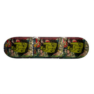 THE WHITE HOUSE IS LISTENING II GRAFF SKATE BOARDS