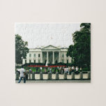 The White House Jigsaw Puzzle