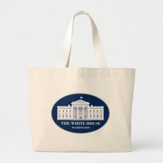 The White House Jumbo Tote Bag